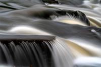 Der Wasserfall in Neustadt am Rübenberge